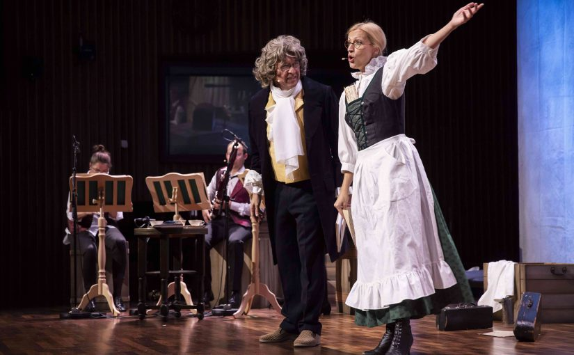 Kindermusiktheater Sonntag, 2. Februar 2020, 15 Uhr – Helmssaal / Harburger Theater