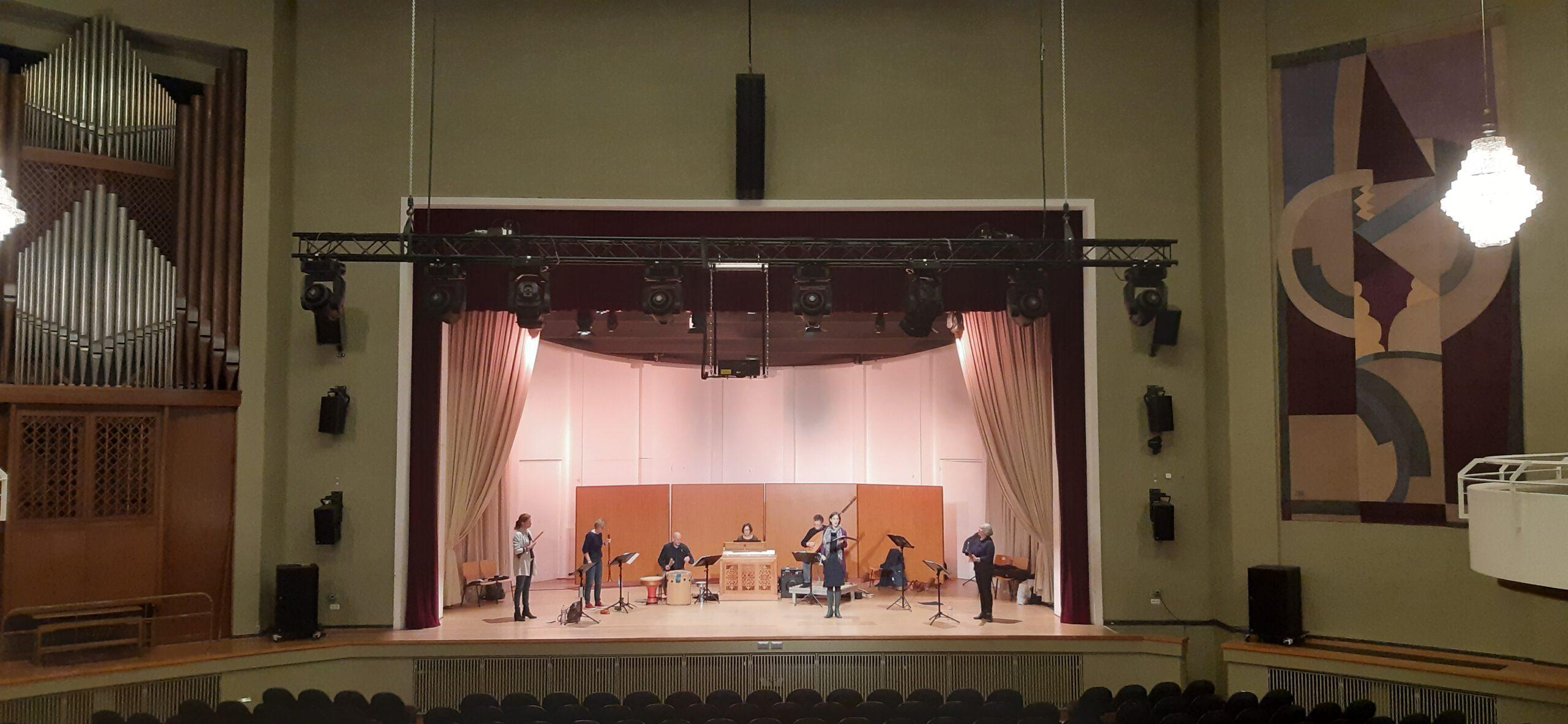 Konzertkritik: Das Ensemble Capella de la Torre versetzt das Publikum mit seinem frühen neuzeitlichen Klang zurück ins 16. Jahrhundert